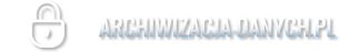 Archiwizacja danych Logo